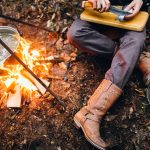 ROD, KNIFE AND FLAME: CLEANING AND PREPARING FRESH CATCH AT YOUR CAMPSITE
