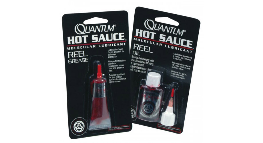 quantum hot sauce lubricants