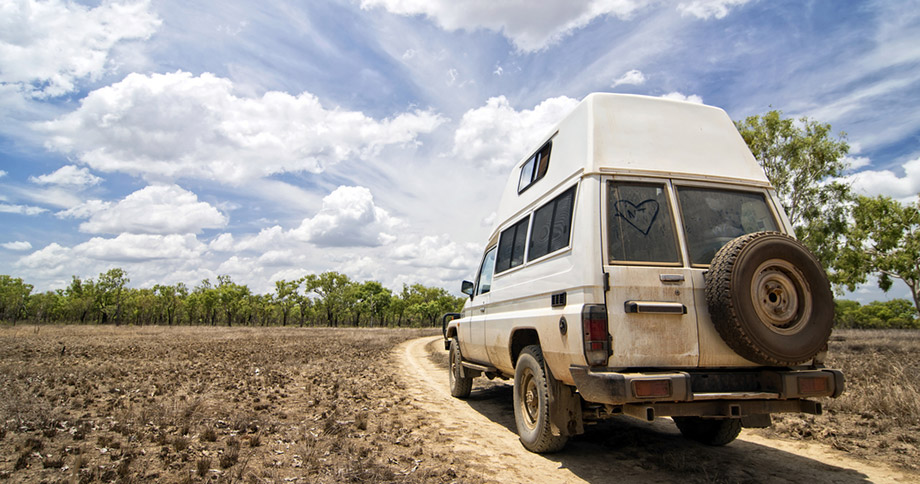 4wd touring