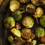 DELICIOUS 3 MINUTE GRILLED BRUSSEL SPROUTS