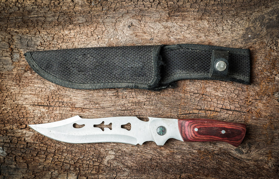 Quick Guide to Choosing a Camping Knife