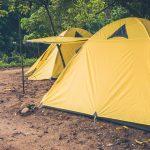 QUICK GUIDE TO AVOIDING CAMPSITE TENT MISHAPS