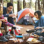 QUICK GUIDE TO EASY AND AFFORDABLE CAMPING MEALS