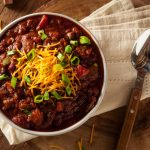 EASY CAMPING BEEF N BACON CAMPING CHILI FOR HOME TOO