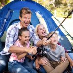 QUICK GUIDE TO STAYING CLEAN AND HYGIENIC WHEN CAMPING
