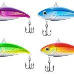QUICK GUIDE TO FISHING LURE COLOURS AND WATER CONDITIONS