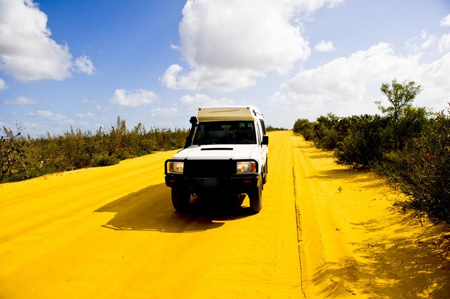 offroad australia