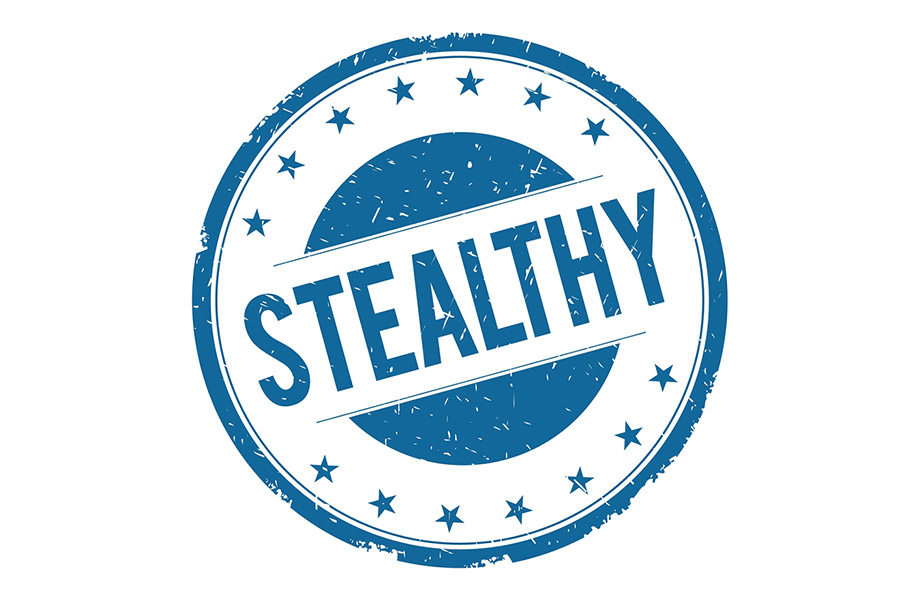 stealthy stamp