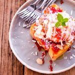 CAMPFIRE STRAWBERRY FRENCH TOAST BREAKFAST OR SUPPER