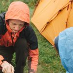 TOP TIPS FOR CAMPING IN THE RAIN