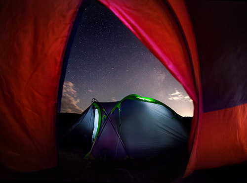 TENT GUIDE