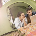 UNPLUGGED: DO WE NEED WIFI WHILE CAMPING?