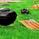 THE GOOD SAUCE ON PORTABLE BBQS FOR COOKING OUTDOORS