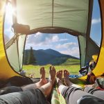 A FEW TIPS TO GETTING A GOOD SLEEP WHEN CAMPING