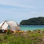 TOP TIPS FOR BEACH CAMPING