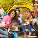 TOP TIPS FOR CAMPING WITH TEENAGERS