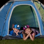 MAKING GARDEN CAMPING FUN: IDEAS FOR KIDS