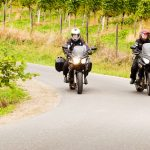 MOTORCYCLE CAMPING: WHAT LUGGAGE TO USE