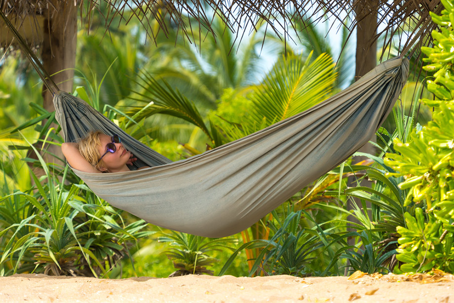 More Authentic Hammock