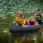 BEST EASY PADDLE ROUTES FOR FAMILY DAYS OUT