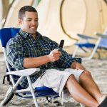 HUMOROUS LOOK AT ANNOYING CAMPSITE PERSONALITIES