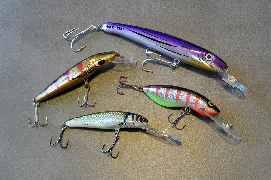 More Lures