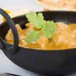 CHICKEN AND VEGETABLE KORMA