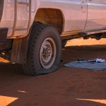 DEALING WITH A 4X4 PUNCTURE YOURSELF