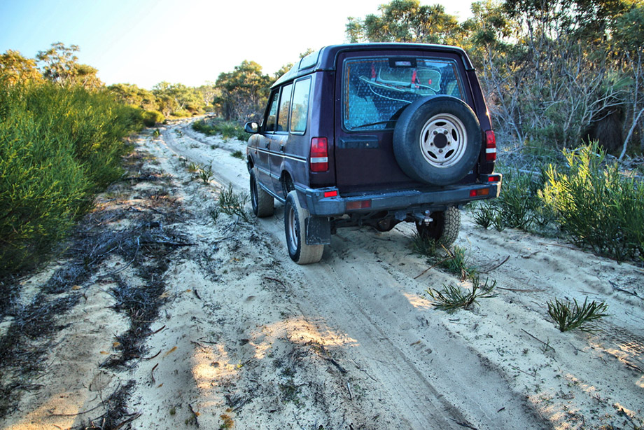 Offroad Outback Australia
