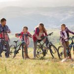 HOW TO TAKE YOUR FAMILY ON A MOUNTAIN BIKE ADVENTURE