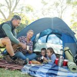 5 TIPS AND TRICKS FOR A COMFORTABLE CAMPING EXPERIENCE