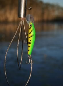 5.wire Chain Pull Most Lures Free