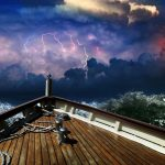 HOW TO STAY SAFE WHEN LIGHTNING STRIKES