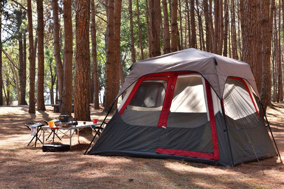 Luxury Camping Tent