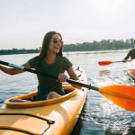 7 GOOD REASONS TO GO KAYAKING