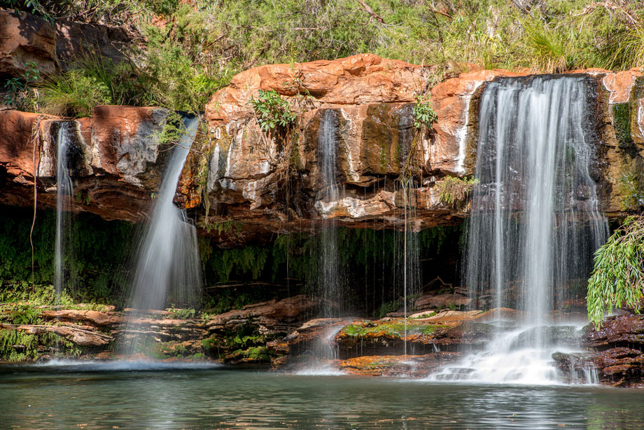 Outback Swimming Hole