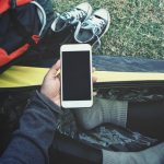 GOOD REASONS TO TAKE YOUR PHONE CAMPING