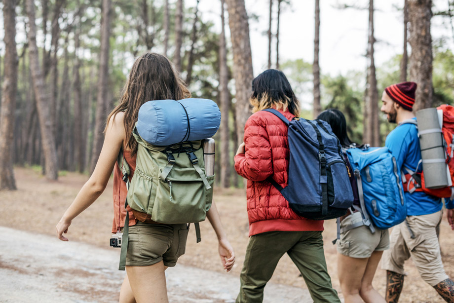 how to pack your hiking backpack