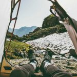 CAMPING FOOT CARE: 5 WAYS TO ENSURE YOUR FEET ARE IN TIPTOP SHAPE