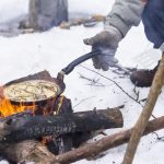 WINTER CAMPING COOKING TIPS