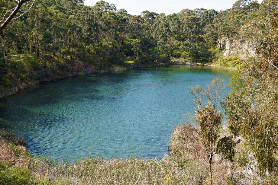 Fishing Spot Close To Melbourne