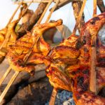 TASTY GRILLED CHICKEN RECIPES FOR A CAMPFIRE FEAST