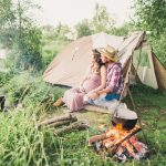 A HELPFUL GUIDE TO CAMPING WHILE PREGNANT