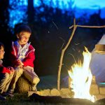 CAMPING WITH KIDS: GOOD REASONS TO TAKE YOUR LITTLE ONES WITH YOU