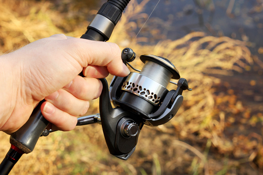 Left Handed Fishing Reel